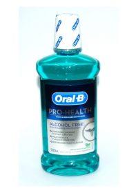 دهان شویه بدون الکل اورال بی (Oral-B)