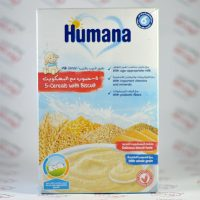 سرلاک هومانا Humana مدل Cereals With Biscuit